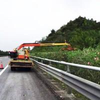 车载式灌木修剪机 城市公路绿化带修剪机 中...